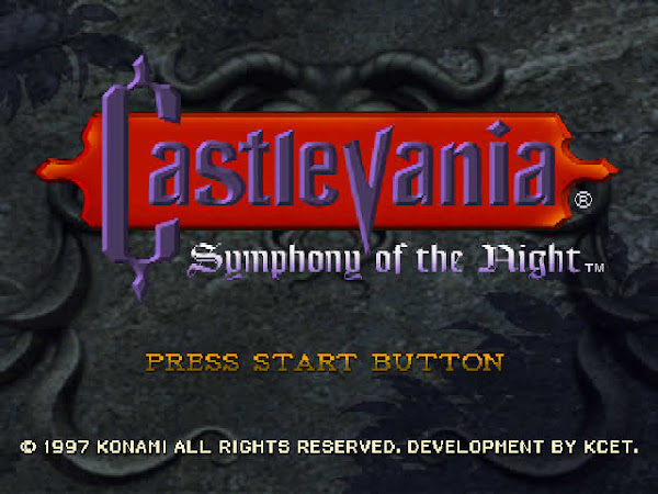 Castlevania: Symphony of the Night (USA) Screenshots #1