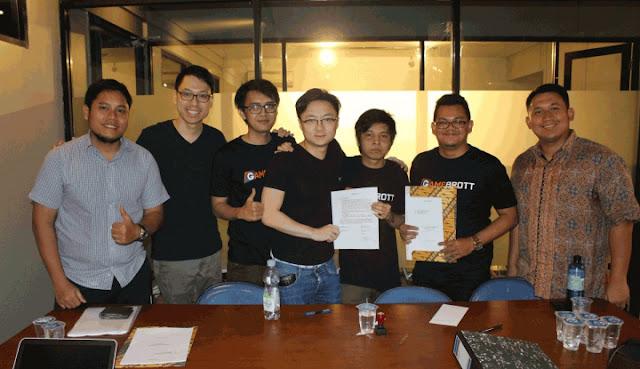 Pasca diakuisisi,Gamebrott siap garap Pasar ASEAN