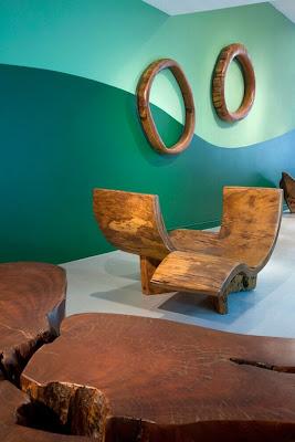 Diseño de mueble con mesquite