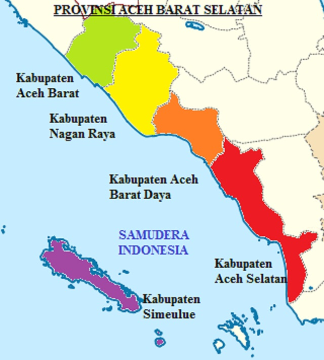 Batak People: Provinsi Aceh Barat Selatan