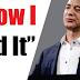 Jeff Bezos' 7 Secrets of Success