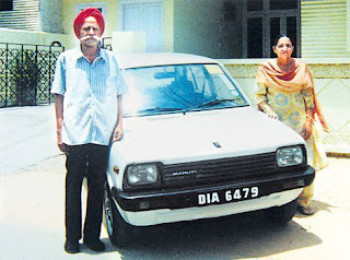 first owner of Maruti 800 in Hindi