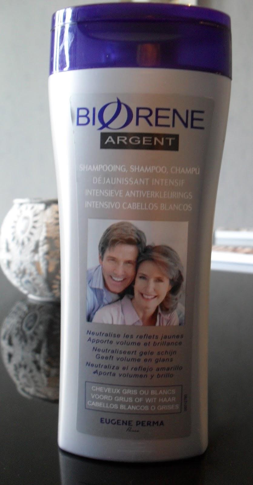 Promotion de ventes détaillant obtenir de nouveaux Biorène argent, remède contre les reflets jaunes des cheveux ...