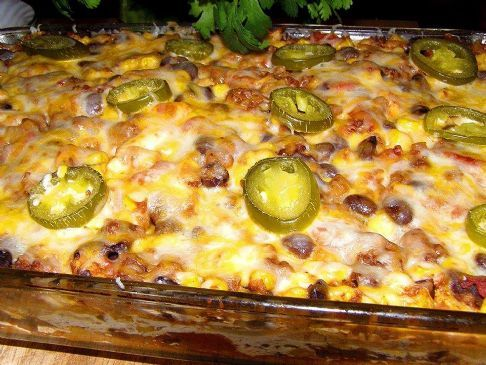 The Best Mexican Beef Casserole #recipes #dinnerideas #easydinnerideas #easysaturdaydinnerideas #food #foodporn #healthy #yummy #instafood #foodie #delicious #dinner #breakfast #dessert #lunch #vegan #cake #eatclean #homemade #diet #healthyfood #cleaneating #foodstagram