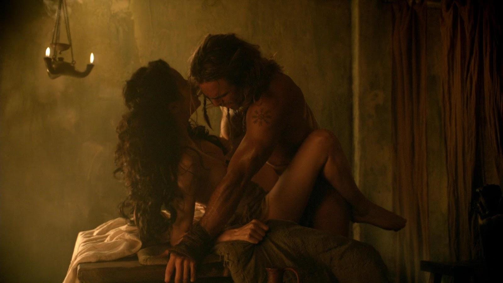 ещё сериал спартак эротические сцены видео онлайн подумал, что меня