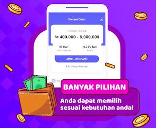 dompet cepat apk pinjaman online