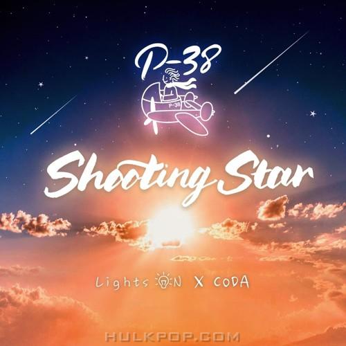 P-38 – Shooting Star – Single