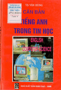 Căn Bản Tiếng Anh Trong Tin Học - Tạ Văn Hùng