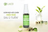 Xịt Khử Mùi Hôi Chân Thiên Y Khang