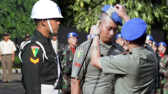 Jika Anggota Polisi Militer (PM) Melanggar, Siapa Yang Menangkap? Ini Penjelasannya
