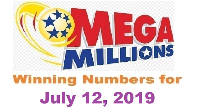 Mega Millions Winning Numbers for Friday, July 12, 2019