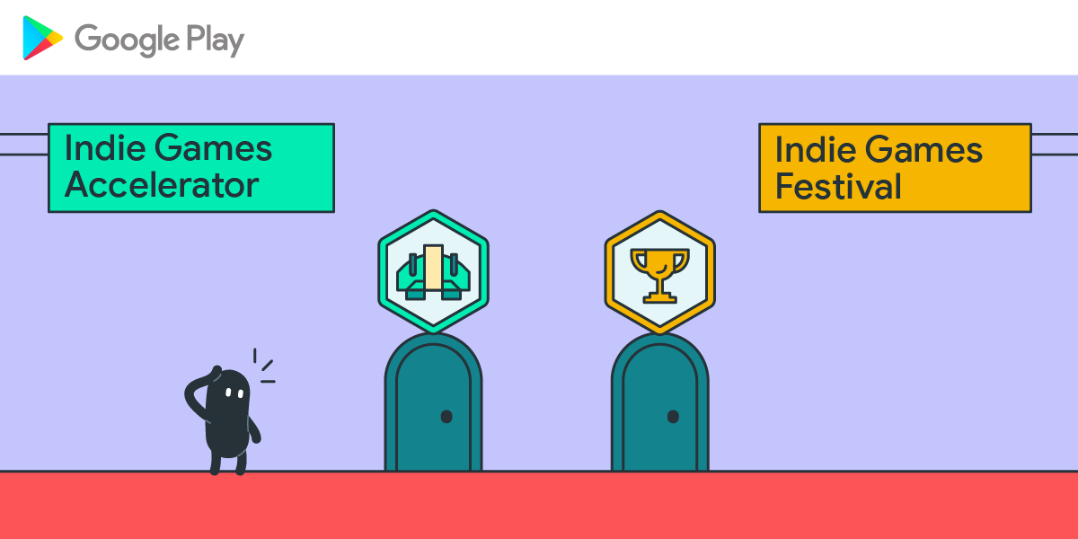 Indie Games Accelerator graphic
