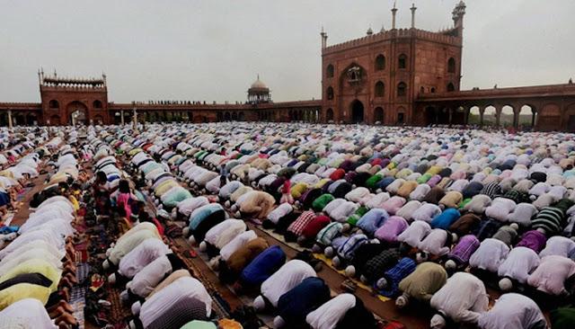 5 Negara Dengan Jumlah Pertumbuhan Umat Islam Tercepat