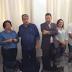 Em coletiva de imprensa realizada na Sede da Prefeitura de Limoeiro, Prefeito Joãozinho (PSB) recebe o vereador Marcos Sérgio (PSD) seu mais novo aliado