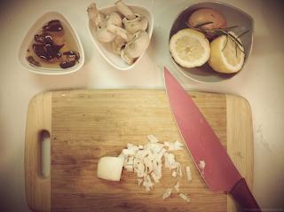 燭光晚餐 情人節大餐 蘑菇濃湯食譜