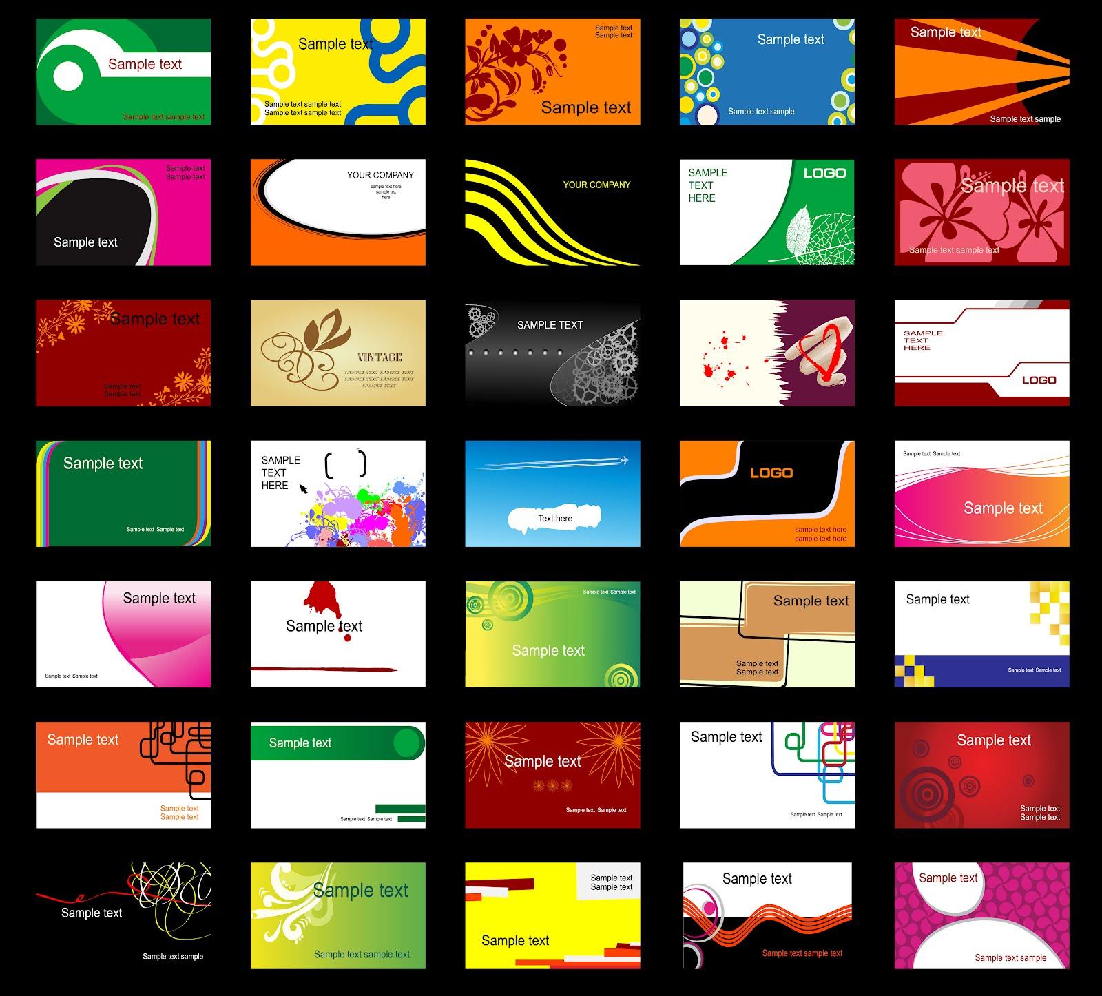 Diseñar Tarjetas De Presentacion Gratis