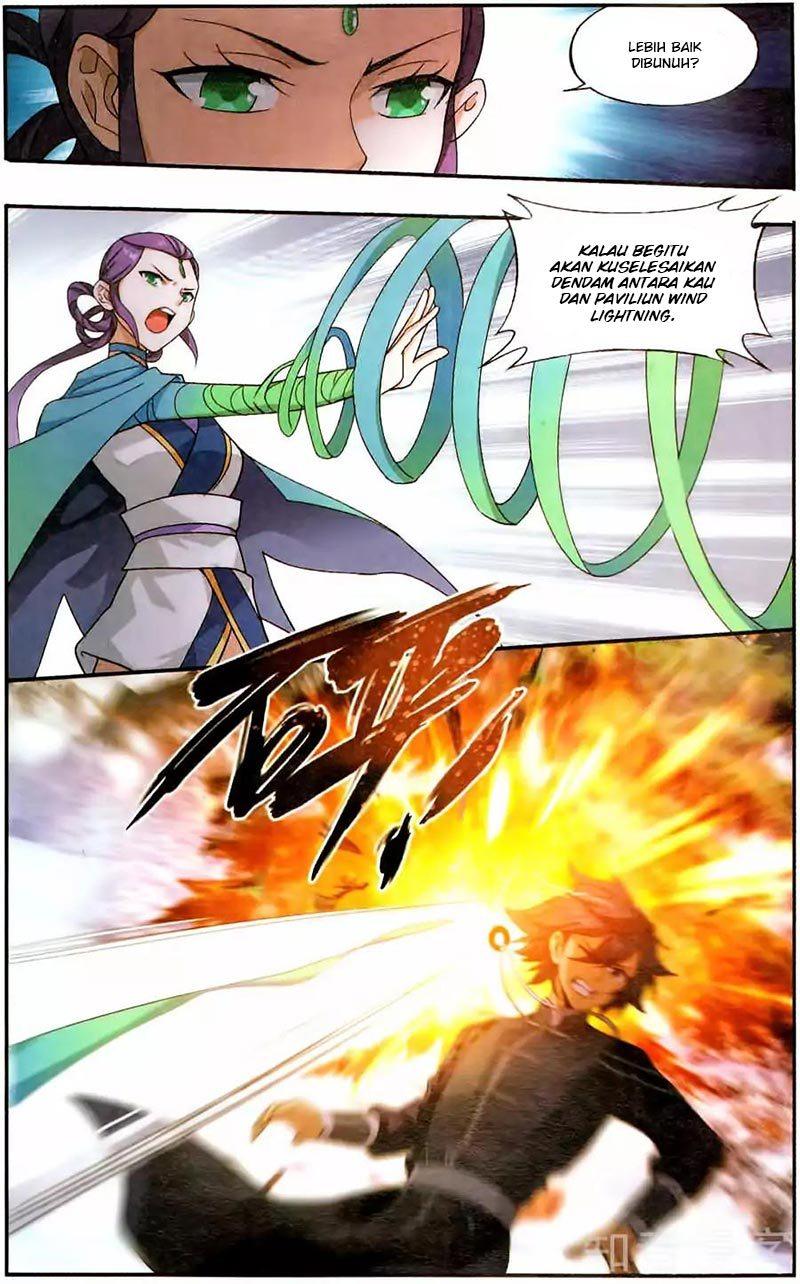 Battle Through Heaven Chapter 232-6