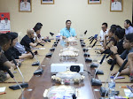 Wagub Kandouw Ajak Media Nasional Melihat Roadmap Pariwisata Sulut