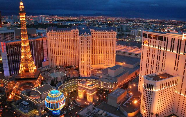 Roteiro de 5 dias em Las Vegas
