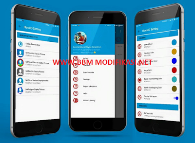 Download BBM MOD Black v4 (Base BBM v3.1.0.13) Apk Terbaru 2016