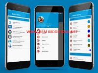 Download BBM MOD Black v4 (Base BBM v3.2.0.6) Apk Terbaru 2017