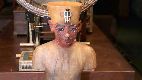 Világhírű régész jön Budapestre Tutanhamon kedvéért