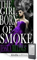 Our Kindle eBook of The Day: Magically Gifted At Birth, She Denies Her Abilities Until Her Best Friend Is Kidnapped.  Read A Free Sample of Jessica Billings' <b><i> The Girl Born Of Smoke</i></b>, Without Leaving Your Browser!