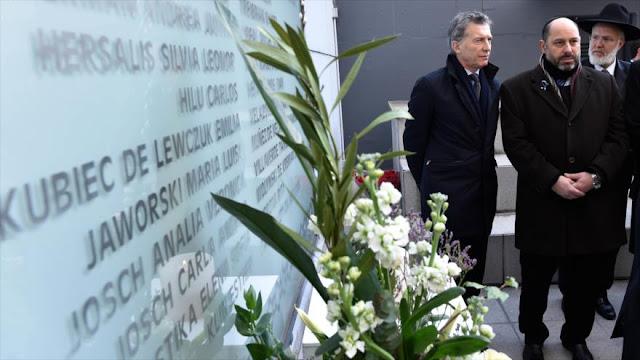 Gobierno de Macri repite infundadas acusaciones contra Irán sobre AMIA