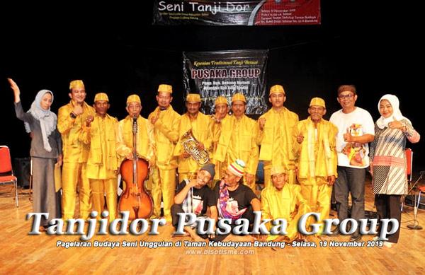 TANJIDOR PUSAKA GROUP, Tanjidor Betawi di Perbatasan Bekasi