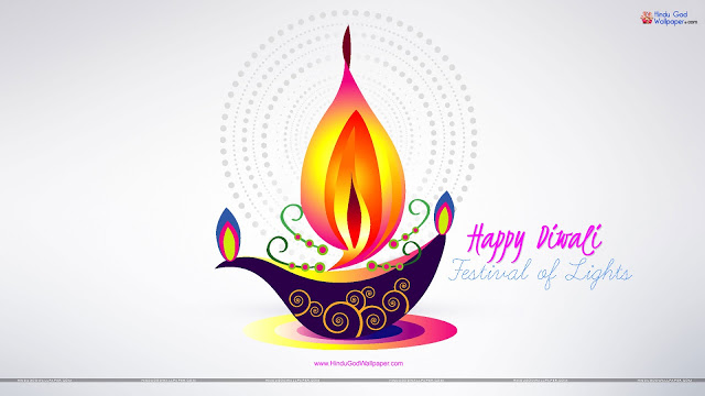 Happy Diwali HD Widescreen Wallpapers