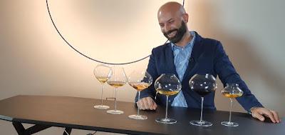 Francesco Saverio Russo calici vino