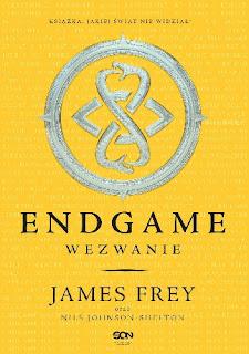 Endgame. Wezwanie - James Frey, Jonhson-Shelton Nils