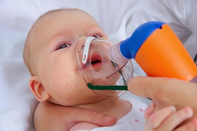 Melegakan Hidung Tersumbat Pada Bayi