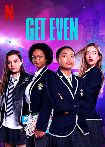 Get Even (2020) Temporada 1 NF WEB-DL 1080p Latino
