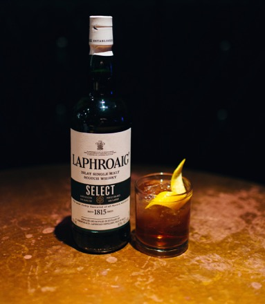 Laphroaig Whisky's St. Patrick's Day Cocktail