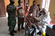 Vaksinasi Gerai 64, Kapolsek Tambelang: Program Vaksinasi Nasional Harus Terwujud