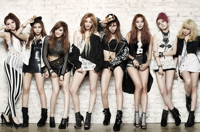 Girls Group Profile: Nine Muses