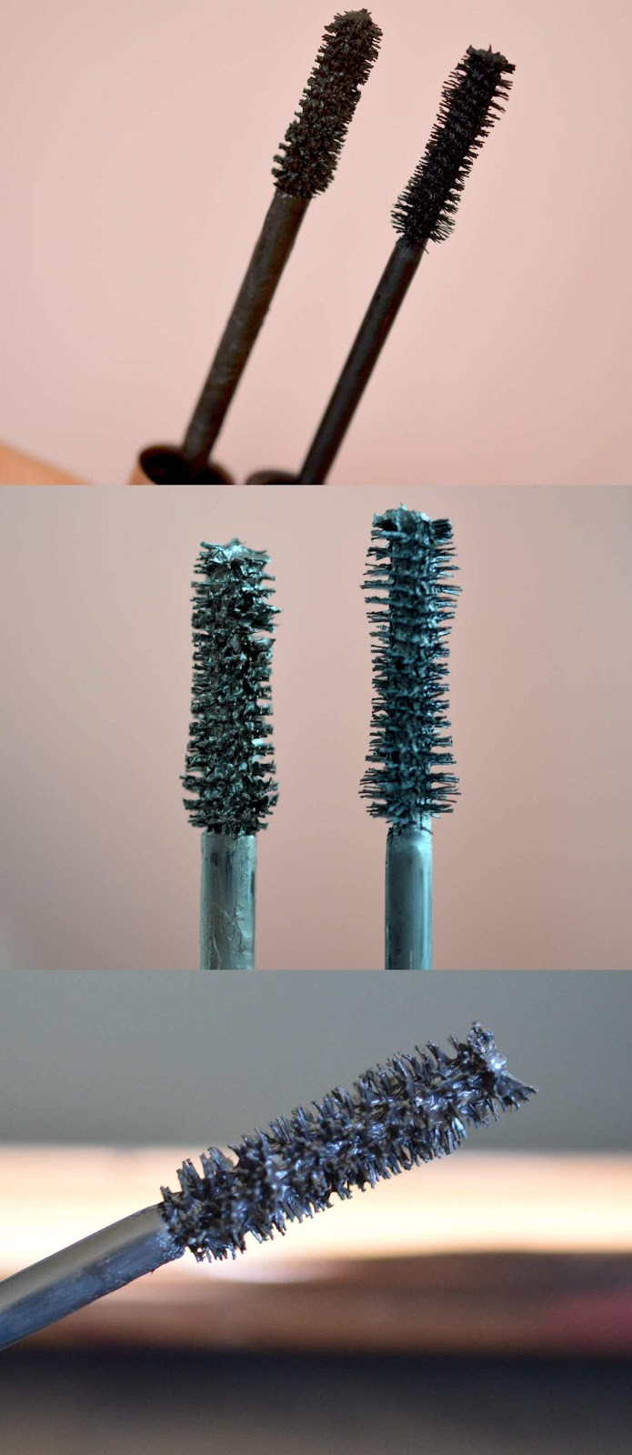 traditional mascara wands