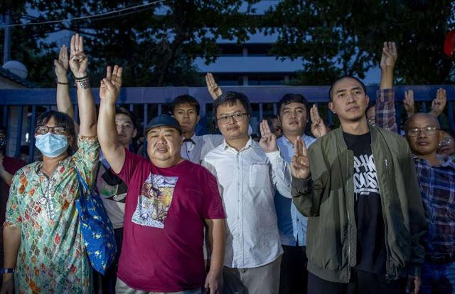 Beda dengan Negara Kita, Influencer Thailand Justru Semangat Dukung Mahasiswa dan Masyarakat