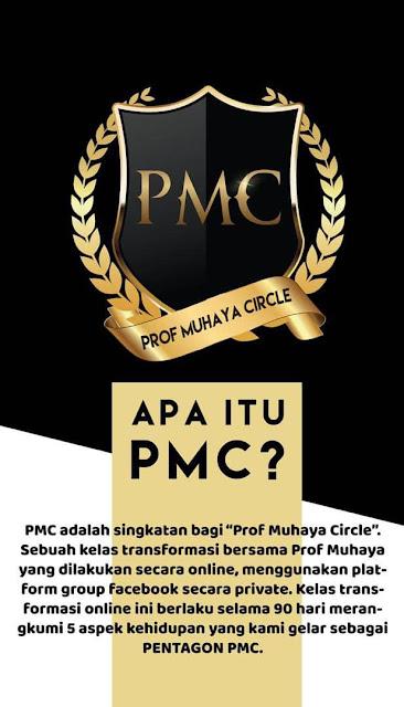 Pendaftaran PMC Batch Ketiga Sudah Di Buka  PMC kak long PMC kak Ngah PMc kak lang PMC magic Living Formula Tenang bahagia Prof Dr Muhaya Muhammad Agent Ketenangan positif, tenang bahagia sentiasa