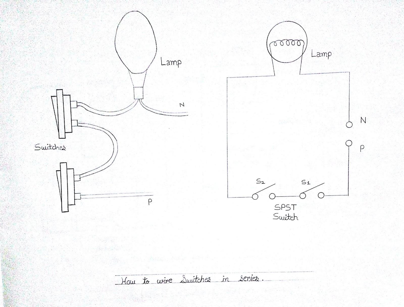 3 pin wall socket wiring diagram