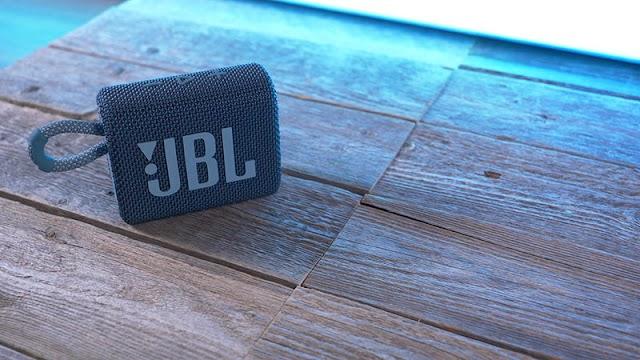 Đánh giá loa JBL Go 3 mới nhất 2021: Loa BÉ - mồm TO - giá siêu NHỎ