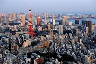 Tokyo Kota Dengan Populasi Terbanyak di Dunia