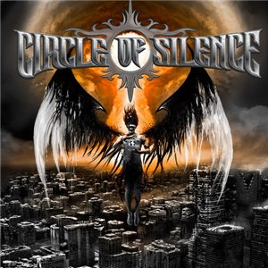 Free Download Album Review : Circle of Silence - The Blackened Halo (2011)