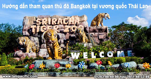 Hướng dẫn tham quan thủ đô Bangkok tại Thái Lan - Hoàng Văn Quang