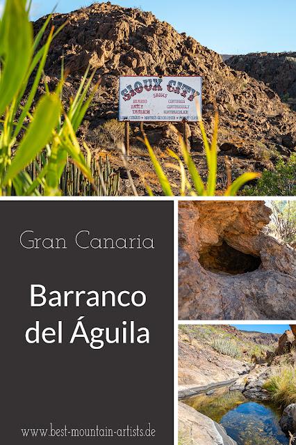 Barranco del Águila | Rundweg in und um die Adlerschlucht auf Gran Canaria 31