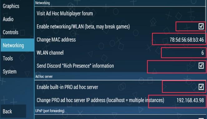 Cara Multiplayer PPPSPP
