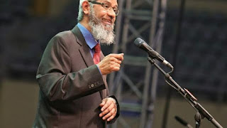 Zakir Naik: Diam Berarti Meninggalkan Mereka