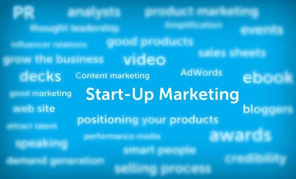Nhu Cầu Marketing Của Các Công Ty Khởi Nghiệp.
