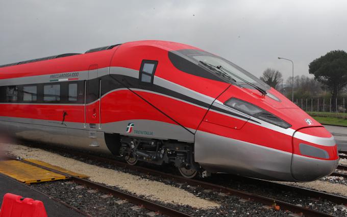 Dal 17 aprile treni Covid free: due Frecciarossa no stop Roma -Milano